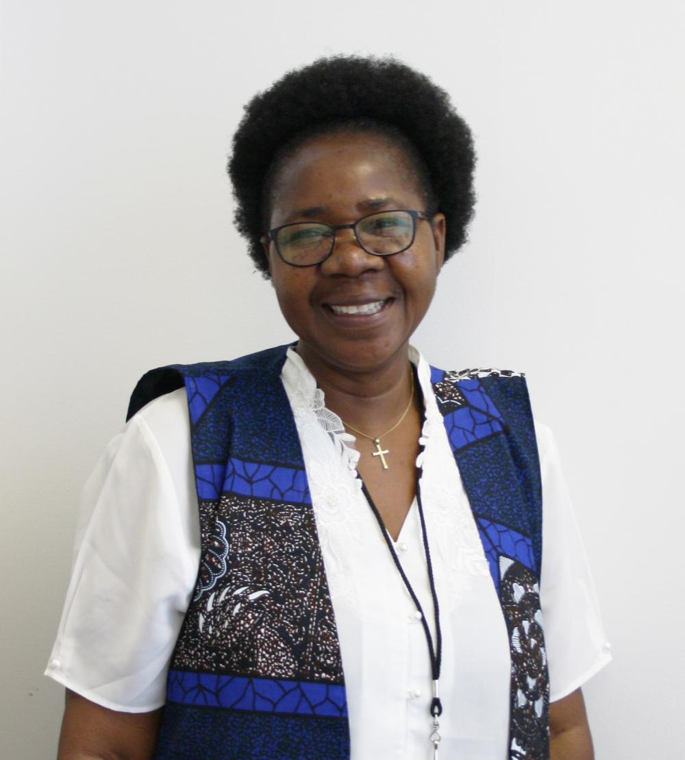 Photo of Rev. Dr. Peggy Mulambya Kabonde of The United Church of Zambia