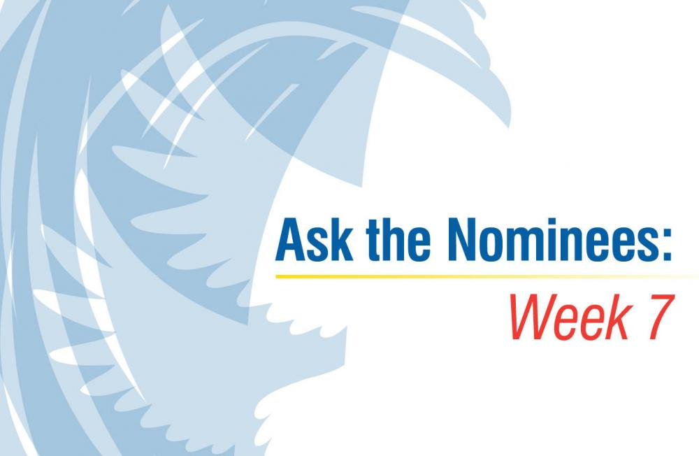 Ask the Nominees banner